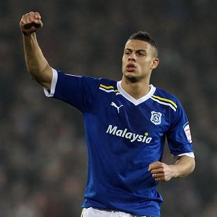 Rudy Gestede scored two minutes into injury time to hand Cardiff a draw