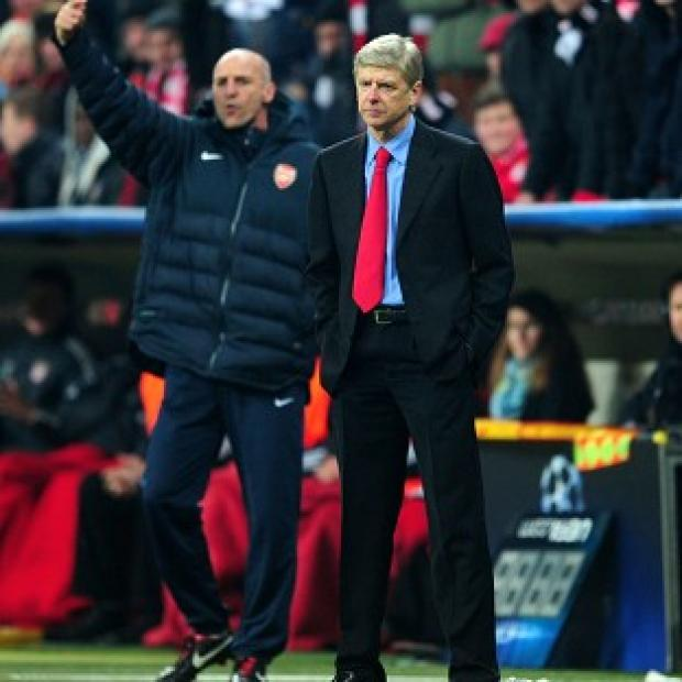 Arsene Wenger, right, believes Europe has caught up with the Premier League