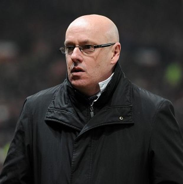 Brian McDermott, pictured, was sacked by Reading earlier this week