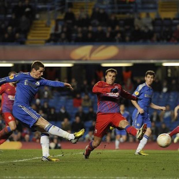 Fernando Torres, left, scored but also missed a penalty