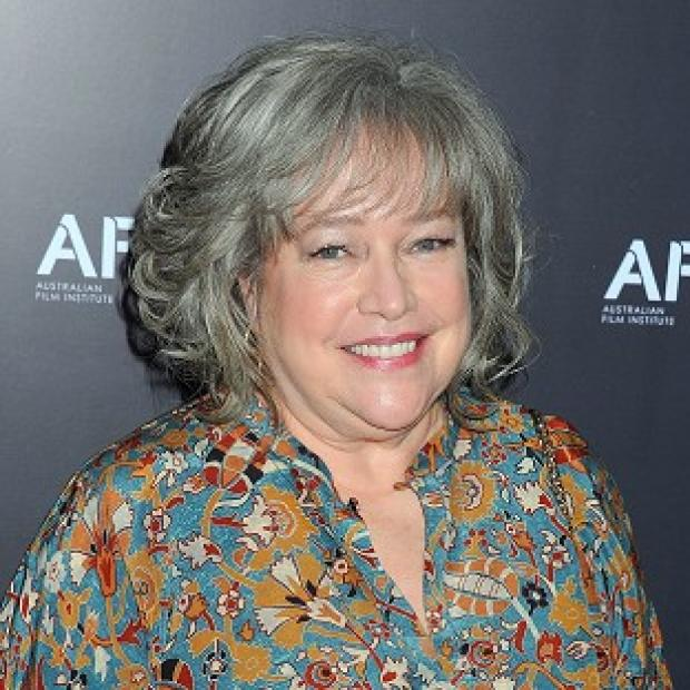 Misery star Kathy Bates is joining the cast of American Horror Story (AP)