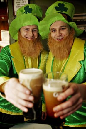 Irish bar to host special St Patrick's Day celebrations in aid of Winchester charity