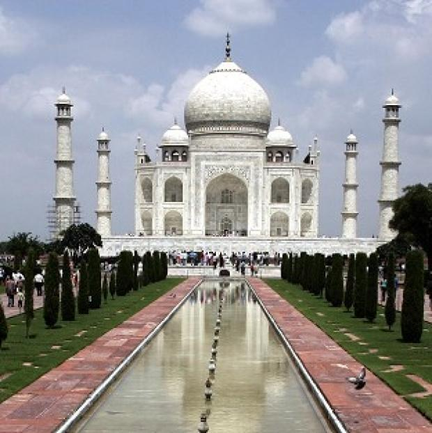 A British woman has reportedly jumped from a hotel window in Agra