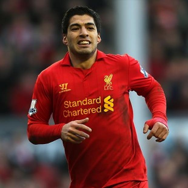 Ian Ayre is confident Liverpool can keep Luis Suarez, pictured, on Merseyside