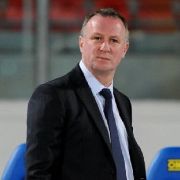 Michael O'Neill's Northern Ireland side are due to face Russia tonight but the game is in doubt