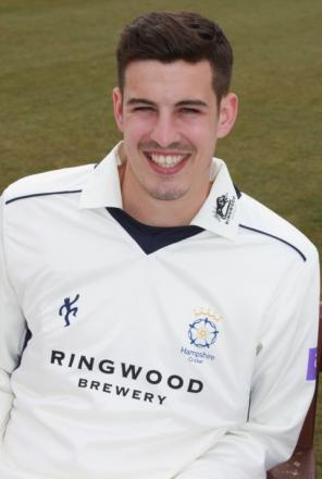 Wood stars as Hants dominate Kent
