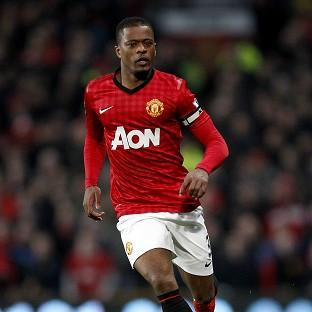 Patrice Evra expects a physical bombardment from West Ham on Wednesday night