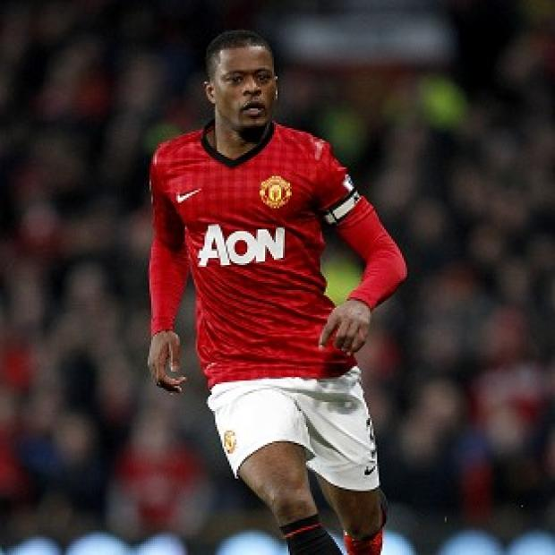 Hampshire Chronicle: Patrice Evra expects a physical bombardment from West Ham on Wednesday night
