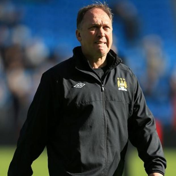Hampshire Chronicle: David Platt expects all thoughts of the FA Cup final to be put aside at the Etihad Stadium tonight