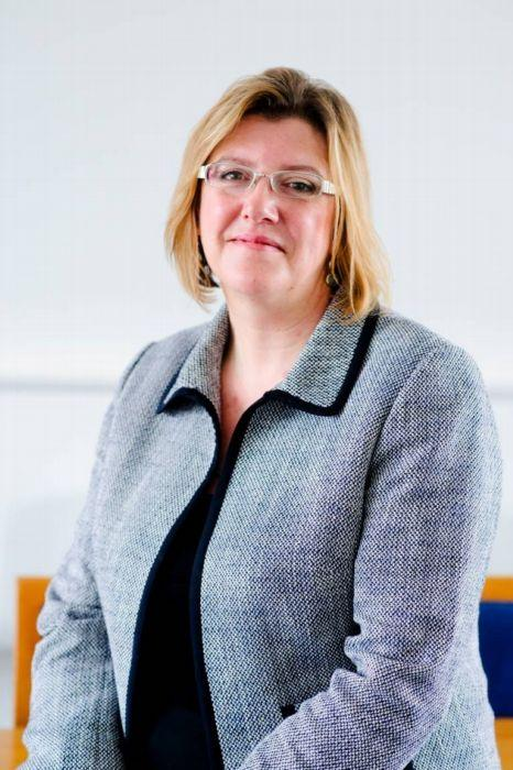 Hampshire Chronicle: Sarah Stannard is the new principal of City College Southampton.