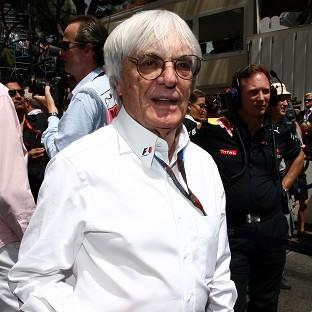 Bernie Ecclestone is ready to start negotiations over a B