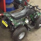Three off-road motorbikes stolen in Badger Farm