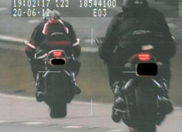 Fears of direct action against speeding motorbikes
