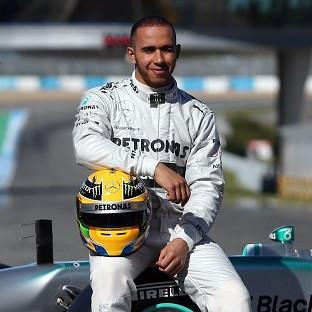 Lewis Hamilton sits third in the drivers' standings ahead of the Spanish Grand Prix