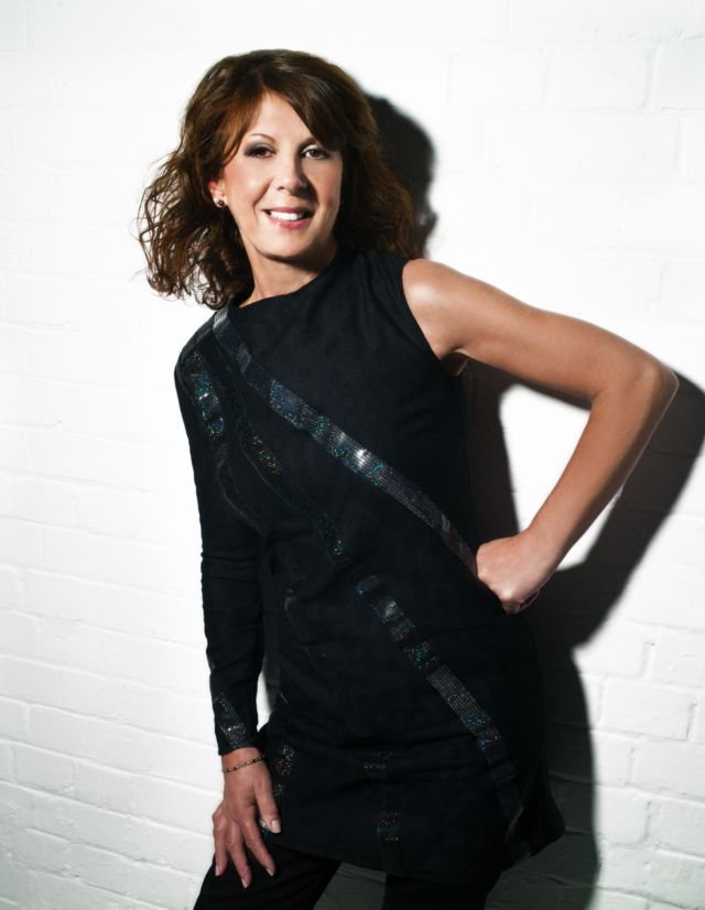 'Queen of the Blues' Elkie Brooks who will be appearing at The Concorde Cluh