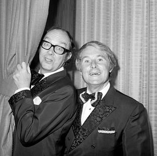 Eddie Braben wrote many famous Morecambe and Wise routines