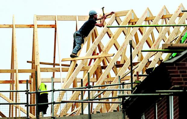Hampshire Chronicle: House building picks up in Winchester, says city council