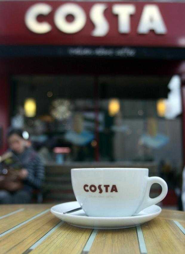 Hampshire Chronicle: Costa closes Winchester branch