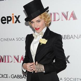 Madonna welcomed a ruling over gay marriage in the US