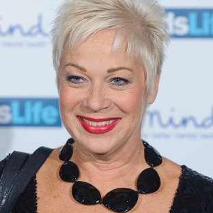 Denise Welch revealed her wedding day was a dream come true