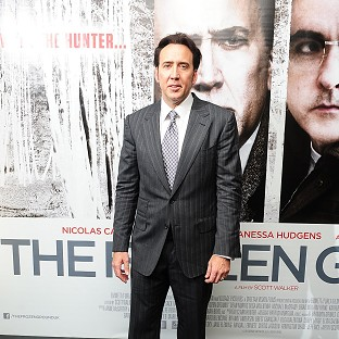 Nicolas Cage said he didn't take his new role lightly