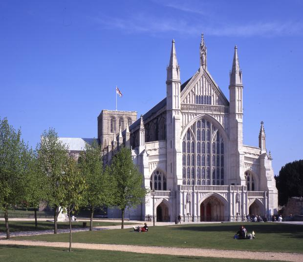 Saying Goodbye service to be held at Winchester Cathedral