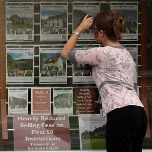 Shelter warned that many middle-income families will be unable to buy a big enough home due to a rise in property prices