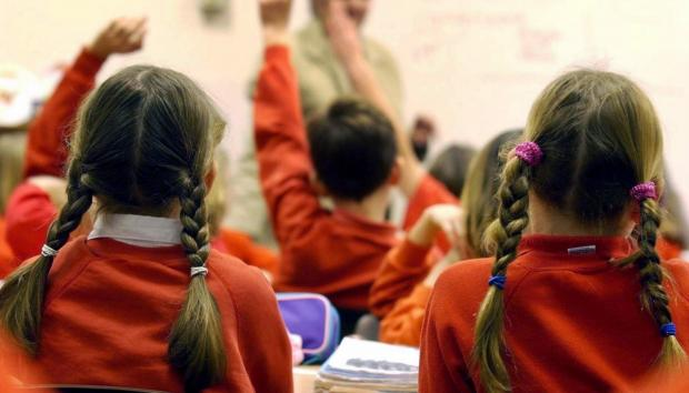 Children 'crammed into supersize classes'