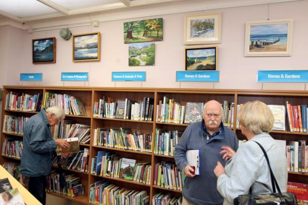 Hampshire civic chiefs to lease space in libraries