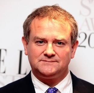 Hugh Bonneville is nominated for best actor in a TV drama series
