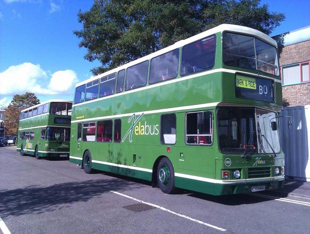 New bus service from Eastleigh to Hedge End to be introduced