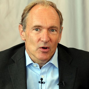 World Wide Web Inventor Sir Tim Berners-Lee has called for free public access to sensitive information