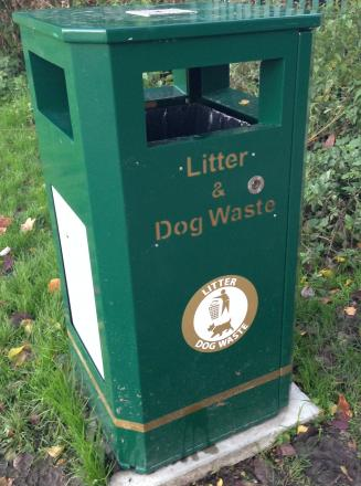 Village council launches anti-litter appeal