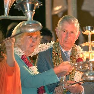 The Prince of Wales and Duchess of Cornwall are currently enjoying an 11-day tour of India and Sri Lanka