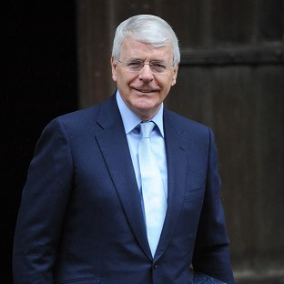 "Former prime minister Sir John Major says the dominance of the privately educated and wealthy middle class is ""truly shocking""."