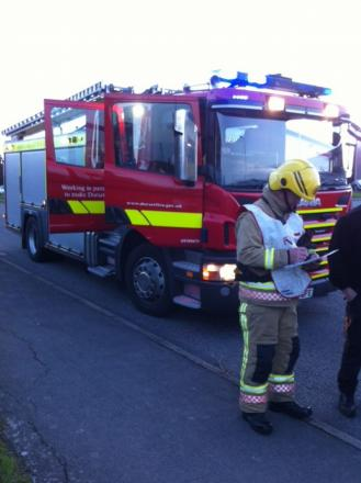 Hampshire Fire and Rescue Service said that despite improved weather it has seen no let up in chimney fires.