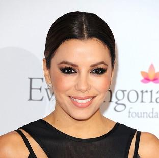 Hampshire Chronicle: Eva Longoria attends the Eva Longoria Global Gift Gala at ME London in central London