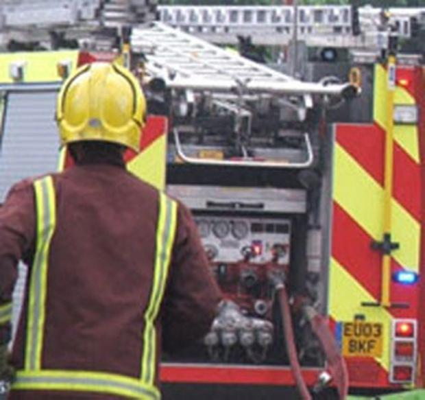 Winchester firefighters called to August chimney fire