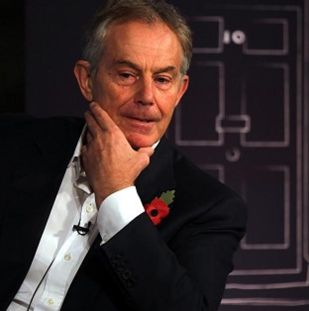 Hampshire Chronicle: Education is a security issue, says Tony Blair.