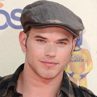 Kellan Lutz stars in The Expendables 3 alongside Sylvester Stallone and Jason Statham