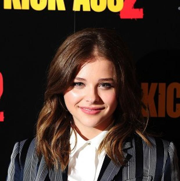 Hampshire Chronicle: Chloe Grace Moretz stars as telekinetic teenager Carrie White