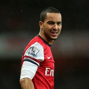 Theo Walcott cannot wait to face Tottenham this weekend