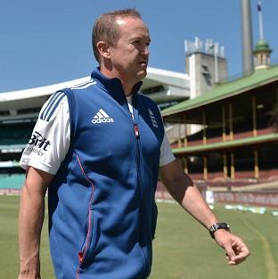 Andy Flower has no plans to step down