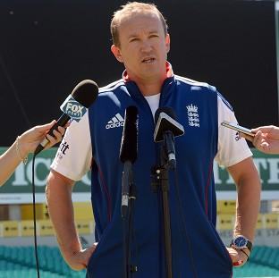 Andy Flower has committed himself to staying on as England Test coach and team director