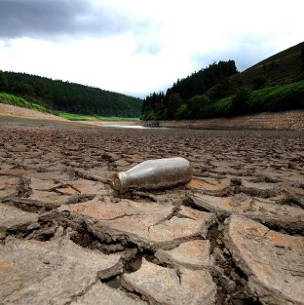 Hampshire Chronicle: Scientists have warned that drought could become a serious problem in Europe by the end of the century