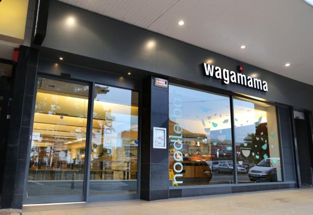 Wagamama are