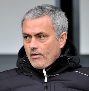Jose Mourinho, pictured, made two bids for Wayne Rooney in the summer