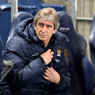 Manuel Pellegrini is not prepared to change his principles