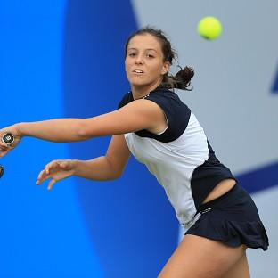 Laura Robson is fit and raring to go