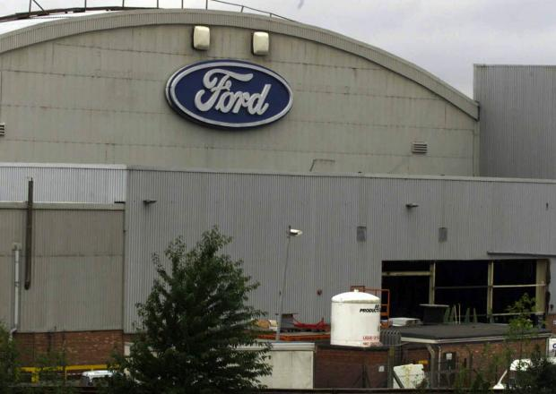 New planning application made for Ford factory site